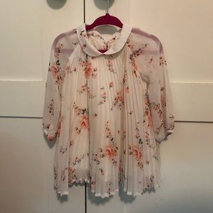 Baby Gap NWOT Floral Dress Size 12-18 mons